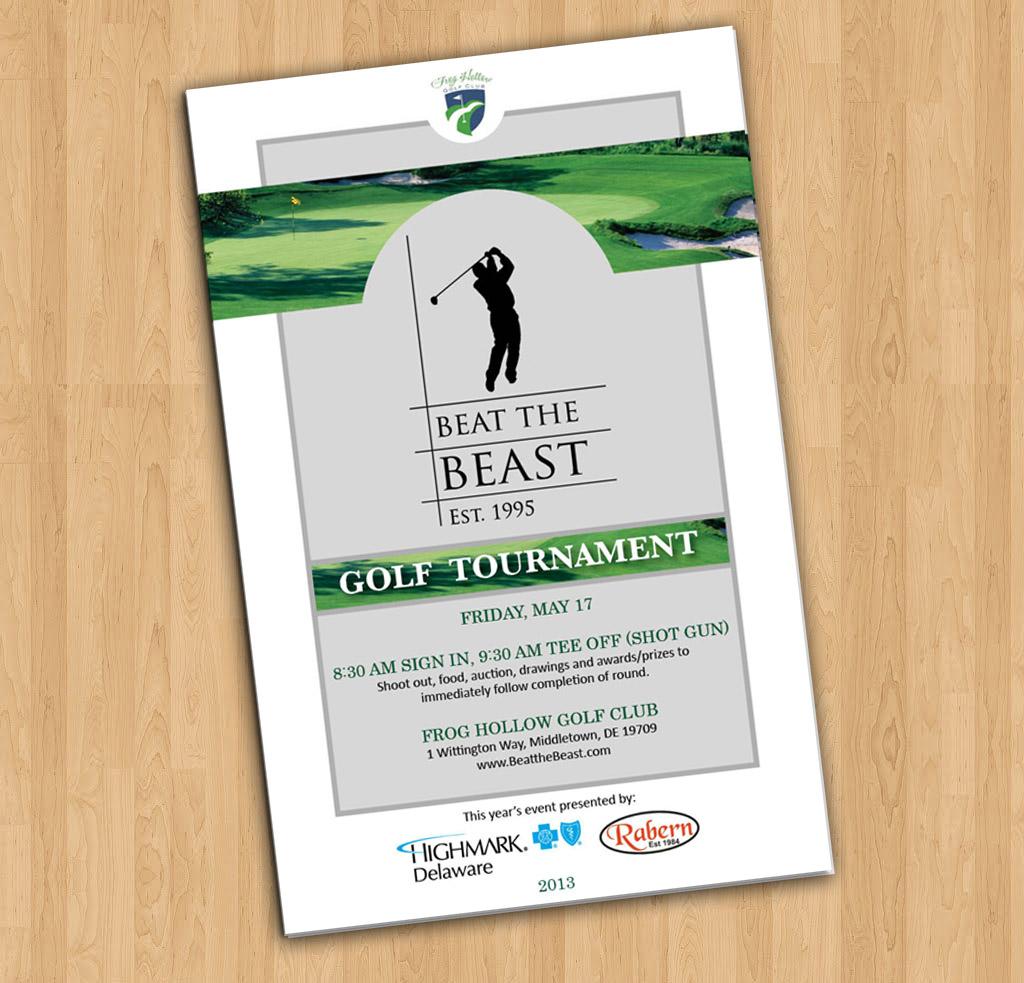Golf Tournament Logo Golf Tournament Cover Jpg