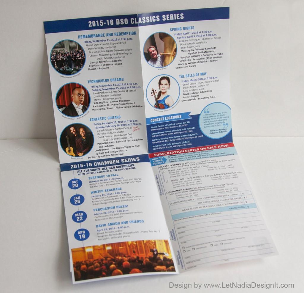 Symphony-orchestra-brochure-design-delaware